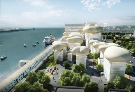 Kaohsiung Port Terminal, Taiwan