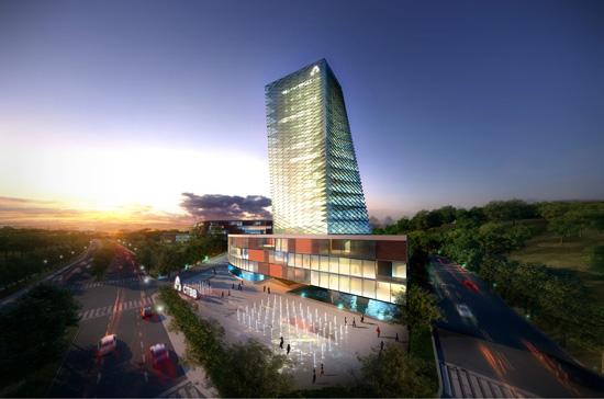 CTBB Guiyang Headquarters