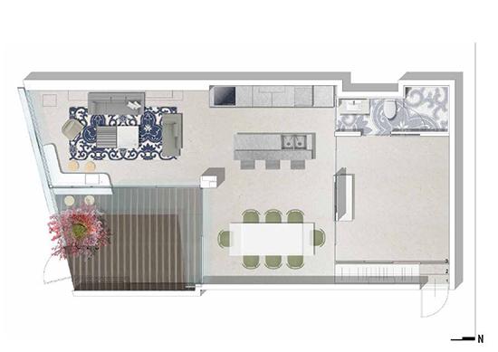 Anfu Lu Apartment