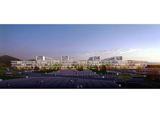 ZhuJiang – Huiren Hospital