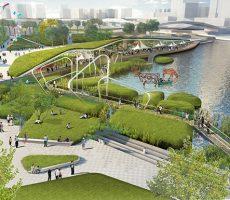 Dongguan CBD 东莞CBD控制性规划