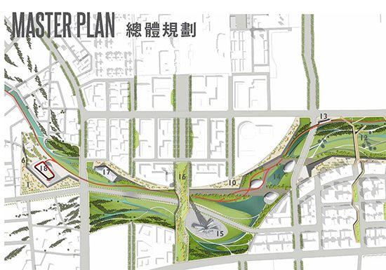 Taichung Urban Redevelopment 台中城市改造