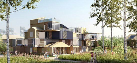 Yantai Golden Bay Development 烟台金山湾总体规划设计