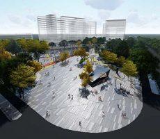 Weilai Park 武侯未来公园