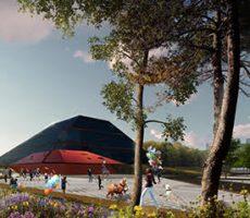 Shuangfeng Park 武侯双风公园